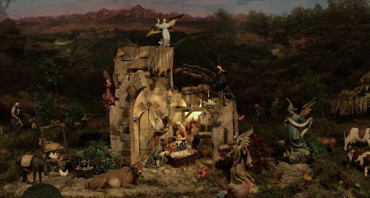 Grootste kerststal